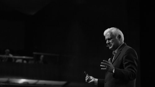 Ravi Zacharias, Now with Jesus
