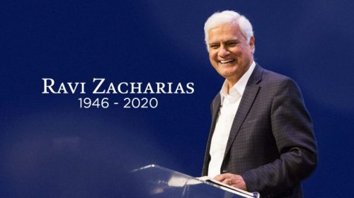 Obituary: Ravi Zacharias (1946 - 2020)